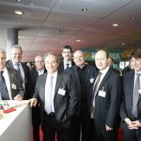 François Ott, Jacques-André Maire, César Pessotto, Philippe Robert, Alfredo Gandoy, François Bonny, Pierre Daniel Senn, Julien Micheli