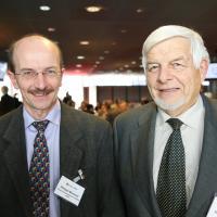 Philippe Monnard et Roland Bandieri
