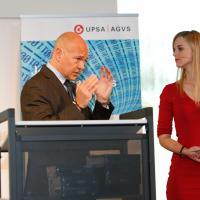 Morten Hannesbo e Miriam Rickli