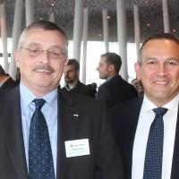 de g. Andreas Fatzer et Benno Brunner (Amag Retail)