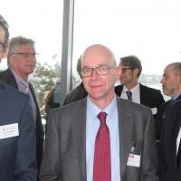 Da sinistra: Jean-Claude Bopp (Bopp Solutions AG), Erich Schlup (Media UPSA), Matthias Odermatt (Quality1)