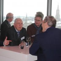 Urs Wernli, Christoph Blocher et garagistes