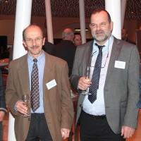 Da destra: Philippe Pittolaz (Garage Autopac SA), René Bourgeois (Garage de Ballaigues SA), Philippe Monnard (Centre de Formation de l'UPSA Vaud) e Jean-Daniel Gaudin