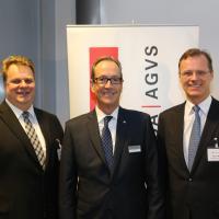 Lars Thomsen, Urs Wernli und Dr. Detlev Mohr