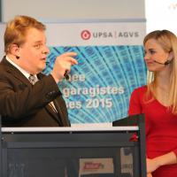 Lars Thomsen avec Miriam Rickli