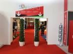 Eingang zur SAA-Fachmesse