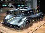 Studie von Aston Martin.