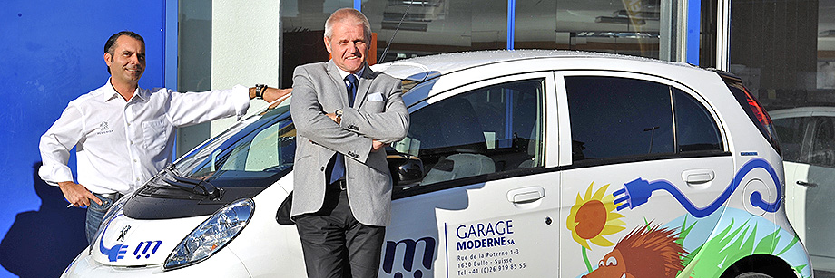 Voici les garagistes cea les plus performants agvs upsa for Garage moderne du tremblay